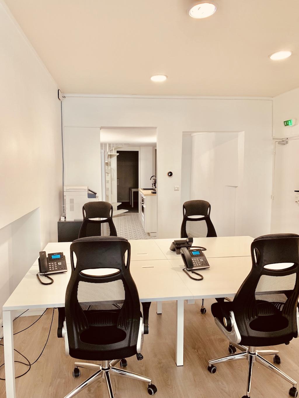 Bureaux flexibles Sébastopol - Paris - SnapDesk