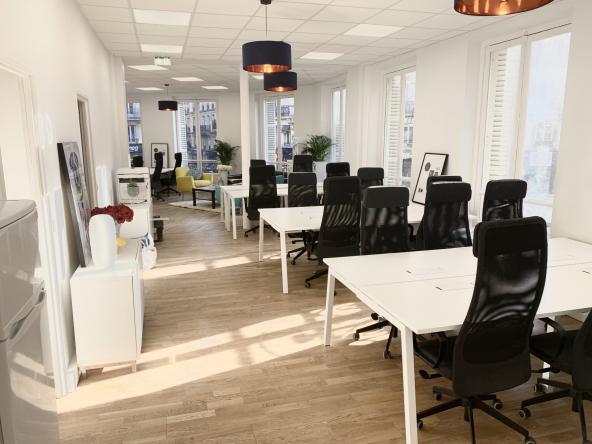 Bureaux Réaumur - Paris - SnapDesk