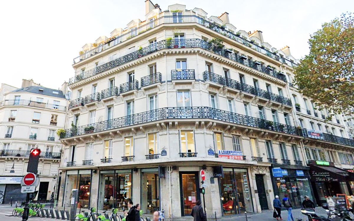 Bureaux Sébastopol - Paris - SnapDesk